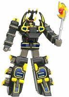 Bandai 2002 Power Rangers Ninja Storm Thunder Megazord Gouraijin action figure