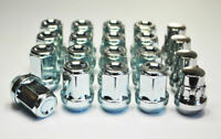 20 x Alloy Wheel Nuts inc Locking M12 x 1.5 19mm Hex for Ford Kuga