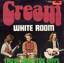 "CREAM - White Room (1968 VINYL SINGLE 7"" GERMANY)"