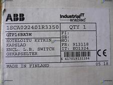 ABB 1SCA022401R3350 SWITCH WITH ENCLOSUREGTP16BA3M