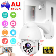 Home Security Camera System Wireless CCTV Wifi Outdoor 1080P Night Vision 5 Zoom