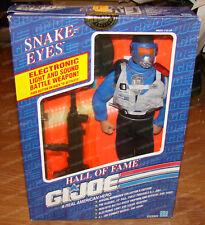 Snake-Eyes (Hall of Fame G.I. Joe by Hasbro, 6828/6150) 1991, Light & Sound
