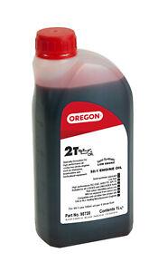 OREGON 1LITRE BOTTLE OF 2 STROKE OIL 90720