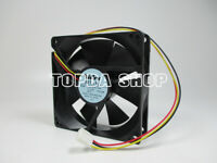 NIDEC D09A-12TU 01B DLP large screen fan DC12V 0.25A 90*90*25mm 3pin