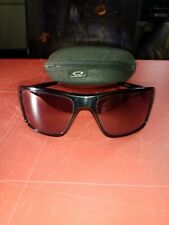 Oakley Double Edge Black Prizm Sunglasses 009380 With Case