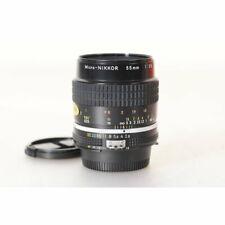 Nikon Micro-Nikkor 2,8/55 - JAA616AB - AIS 55 mm F/2.8 Makro Objektiv