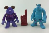 Imaginext Monsters University Sully EEK Toy Figures 3pc Lot Fisher Price A5