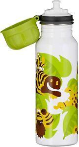 Alfi  PREMIUM Edelstahl Trinkflasche Sportflasche 0.6L Wasserflasche Kinder