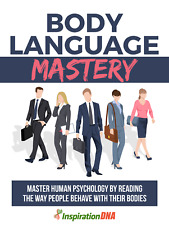 HOW TO EXPERT IN BODY LANGUAGE + Ebook PDF + MASTER RESELL RIGHTS