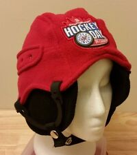 SCOTIABANK HOCKEY NIGHT DAY IN CANADA HELMET DESIGN BEANIE  STYLE TOQUE HAT NHL