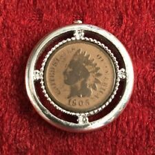 1905 One Cent Penny Encased