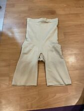 Spanx Sara Blakely Higher Power Super High Waisted Shaper Short Nude-Large-NEW