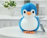 "8"" Cute Penguin Plush Toy Stuffed Animal Soft Doll Pillow Cushion Kids Xmas Gift"