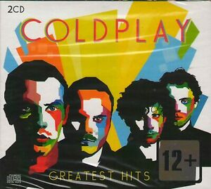 """Coldplay """" Greatest Hits - Best Of """" (Rare 2 CD"""