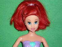 Mattel Disney Ariel Ballerina  Doll ~ Good Condition ~ Parts/OOAK/Play