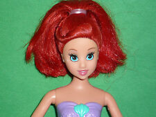 Mattel Disney Ariel Ballerine DOLL ~ Good condition ~ parts/Unique/Play