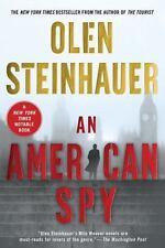 An American Spy (Milo Weaver), Steinhauer, Olen