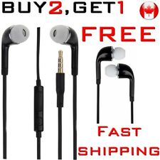 Earphone in-ear Earbud Headphone Ecouteur Mic iPHONE SAMSUNG S5 S6 S7 S8