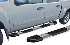 Running Board-Xtremeline 6 in. Oval Cab Length Rampage 14190