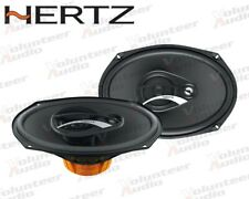 Hertz Dieci Series DCX690.3 6x9 3-Way Coaxial Direct FIt Speakers 90W RMS