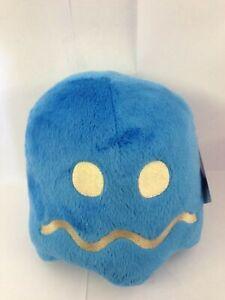 "Pac-Man 7"" Blue Pellet Ghost Plush"