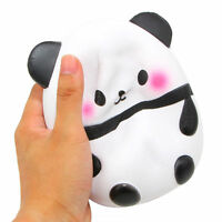 14CM Jumbo Squishy Squeeze Panda Slow Rising Cream Scented Kid's Gift Toy HOT