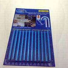 PRO 12Pcs Magic Sink Deodorant Stick Bathroom Drain Odor Drains Cleaner