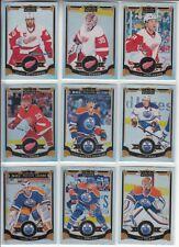 15/16 OPC Platinum Detroit Red Wings Henrik Zetterberg Rainbow card #40