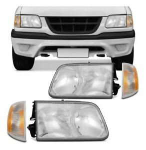 Chevy S10 Isuzu Hombre Headlight Turn Signal