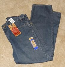 Men's Levi Strauss Signature Premium Denim Blue Jeans Size 36 x 29 - NWT