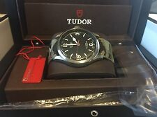 Rolex Tudor Heritage Ranger Automatic Men's Watch - 79910 on Tudor Nato LNIB