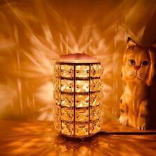Aromatherapie Elektrische Touch Lampe Klarer Kristall Wachs Schmelze Ölbrenner