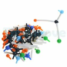 Durable Organic Chemistry Scientific Atom Molecular Models Teach Set Kit NEW