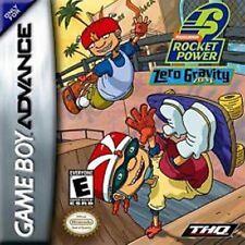 ROCKET POWER ZERO GRAVITY ZONE NINTENDO GAME BOY ADVANCE GBA >BRAND NEW<