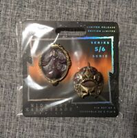 Disney Evil Queen Midnight Masquerade Pin Set 5/6 Limited Release