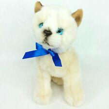 Bocchetta Kitten plush soft toy doll Siamese cat Small