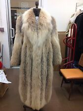 GORGEOUS FULL SKIN NATURAL CANADIAN LYNX COAT FLUFFY TOP QUALITY NEW UNISEX