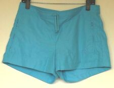 "Adidas Blue Polyester Running Casual Fitmess Shorts 3"" Length M"