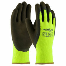 Pip 41 1405xl Powergrab Thermo Hi Vis Seamless Knit Acrylic Terry Gloves Lat