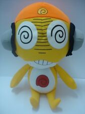 "Used Sgt. Frog Keroro Gunso Kururu Kululu 10"" stuffed toy plush doll figure"