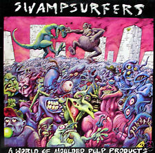 SWAMPSURFERS - a world of moulded pulp....LP