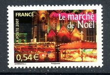 STAMP / TIMBRE FRANCE  N° 4099 ** PORTRAIT DE REGION  / LE MARCHE DE NOEL