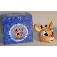 Rudolph the Red Nosed Reindeer Ceramic Candle Holder