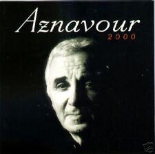 CD - CHARLES AZNAVOUR - 2000
