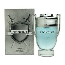 INVINCIBLE By Sandora For Men EDP 3.4 oz Perfume Fragrances MADE IN USA