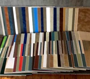 90 SPECIALTY Suede Linen Silk Mat Board Blanks 8 X 10