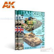 AK Interactive Tanker Magazine Issue 07 ~ Urban War Combat