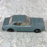 MATCHBOX LESNEY No.53c Ford Zodiac MkIV Original Vintage Diecast