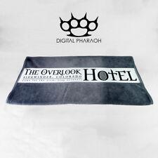 The Shining Horror Movie Overlook Hotel Logo Printed Bath Towel Stanley Kubrick