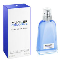 Mugler Cologne HEAL YOUR MIND eau de toilette unisex 100 ml 3.4 oz in box sealed